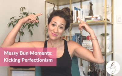 Kicking Perfectionism