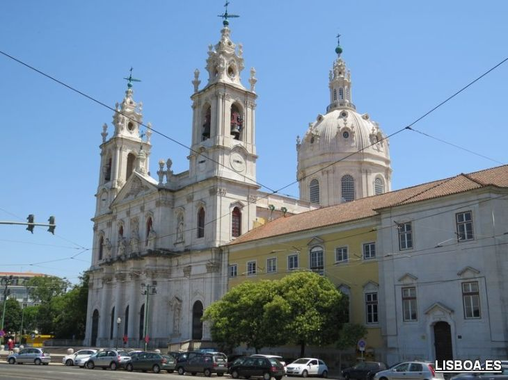 Basílica da Estrela en Lisboa: cómo llegar, horario y precio