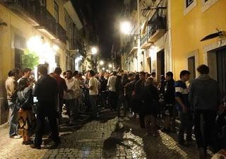 Salir de marcha en Lisboa