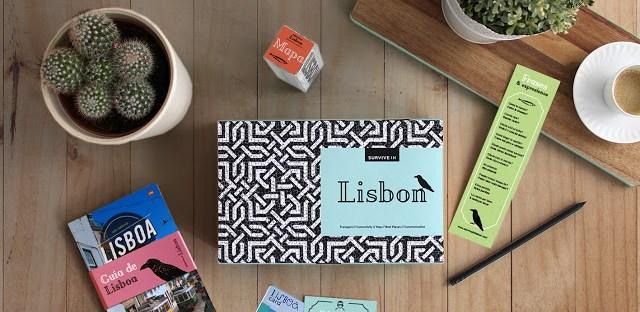 Una caja para sobrevivir en Lisboa…