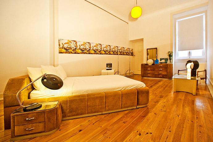 Private room in Lisbon Calling Hostel in Lisbon