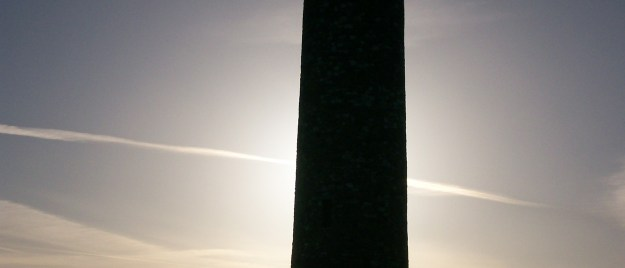Irish Peace Tower at Messines