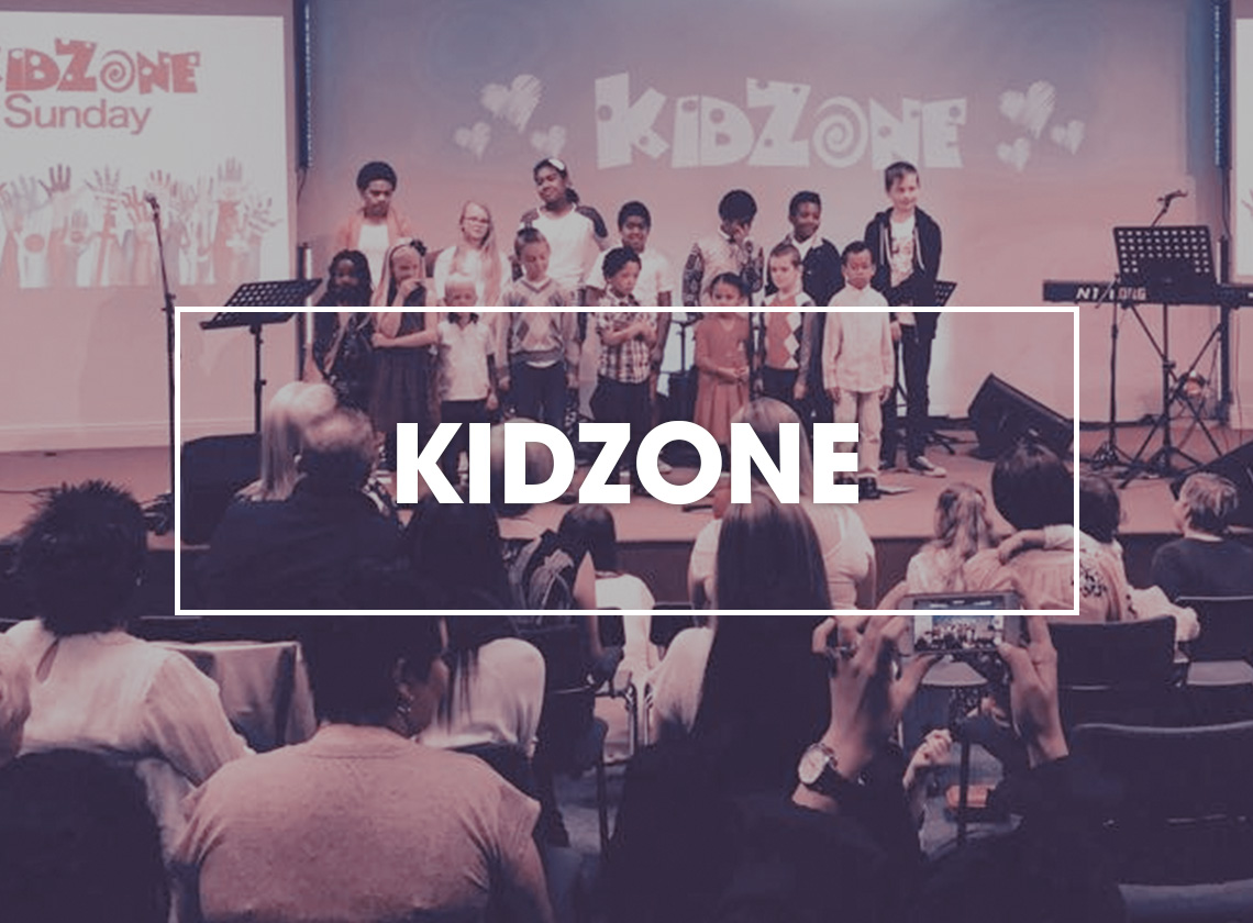 Kidzone at Lisburn City Church