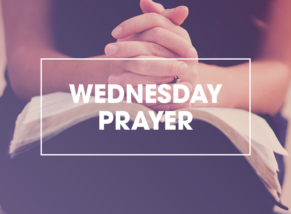 Wednesday Prayer at Lisburn City Church