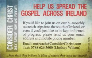 140119 - Consider Christ BCard