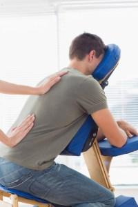 Amma massage assis en entreprise Rennes