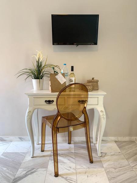 Een kamer in Marmara Studio in Ligia.