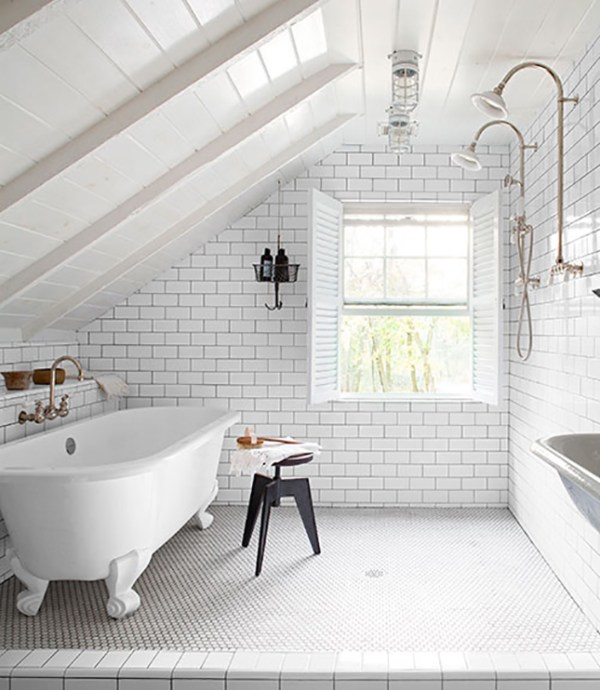 freestanding bath country living