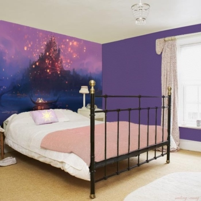 Make Your Own Disney Themed Bedroom