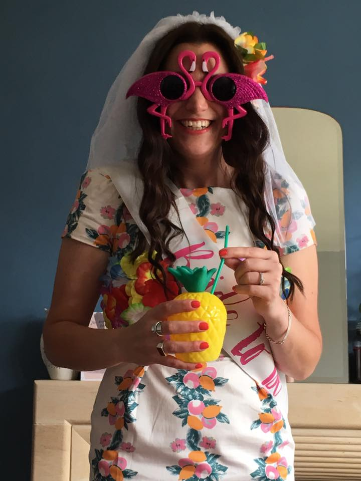 How to throw a tropical theme Hen Do