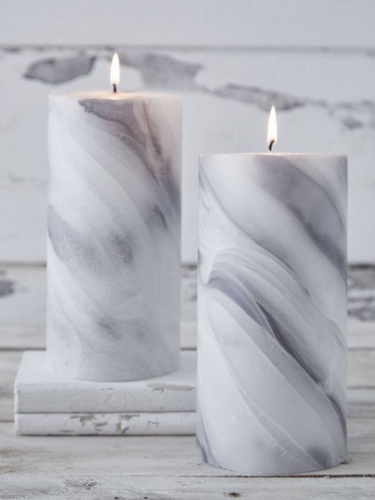 marble-candles