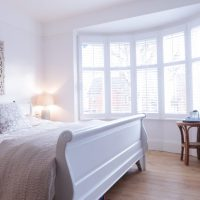 7 Reasons why we chose shutters for our master bedroom decor