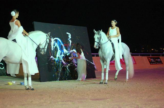 Les Fous du Cheval Roi à Toulouse - 2015