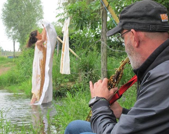 Les lavandières H2O avaient leur muse – 04/06/2017 – lanouvellerepublique.fr