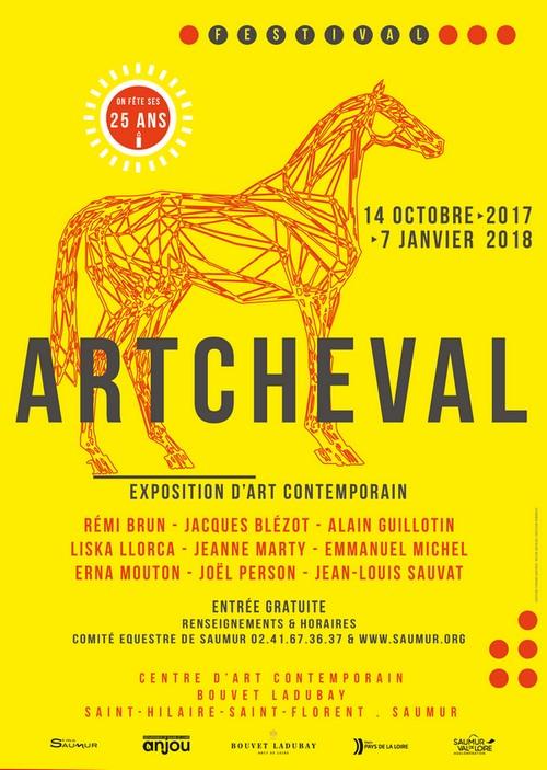 25 bougies pour ARTCHEVAL !  – octobre 2017 - L'EPERON