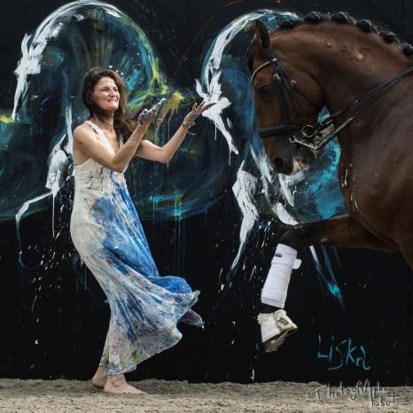 A cheval 06 - 2017