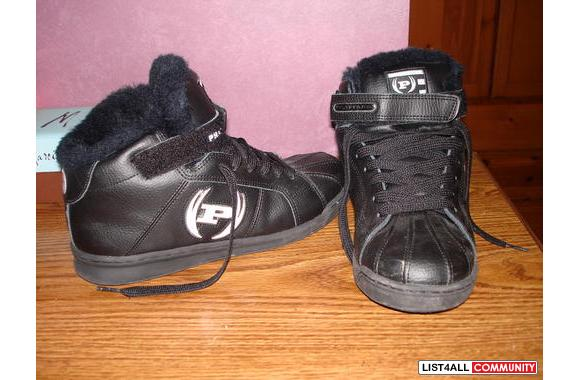 Phat Farm Fur Lined Signature Shoes Whoridin List4All