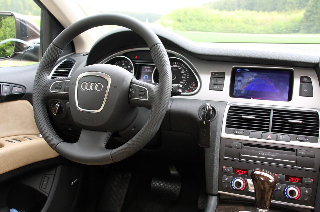 Audi Q7 2012 Ficha Tcnica Imgenes Video Y Lista De