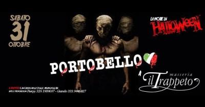 HALLOWEEN Night PORTOBELLO @ Il Trappeto