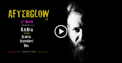 06.03 AFTERGLOW 1.0 @Dandy's Club (@MasseriaDelTurco) [Monopoli, Bari]