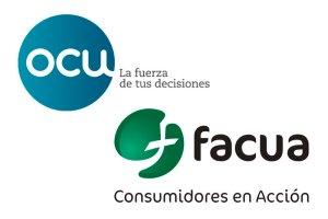 Facua y OCU pasan del tema