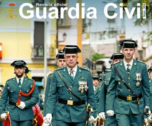 timo revista guardia civil
