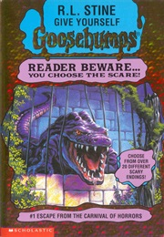 Image result for reader beware you choose the scare