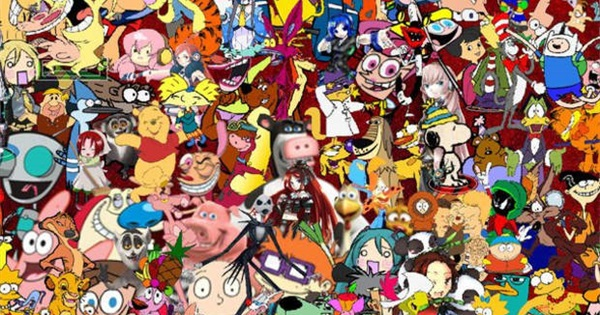 Tv Cartoons 90s