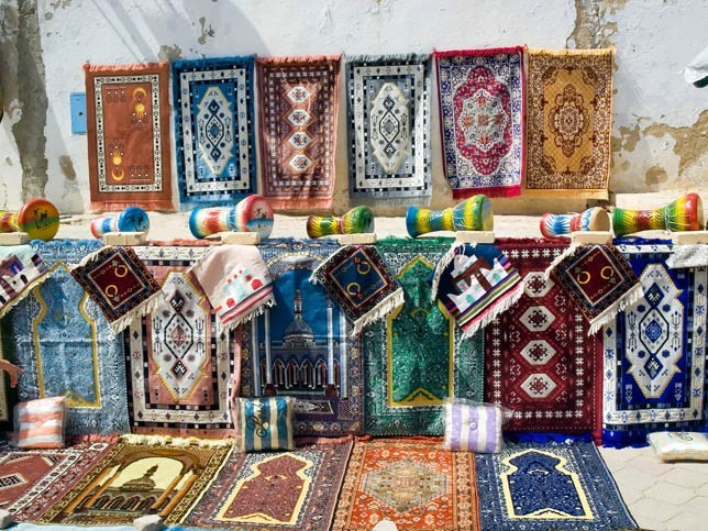 tapis de kairouan