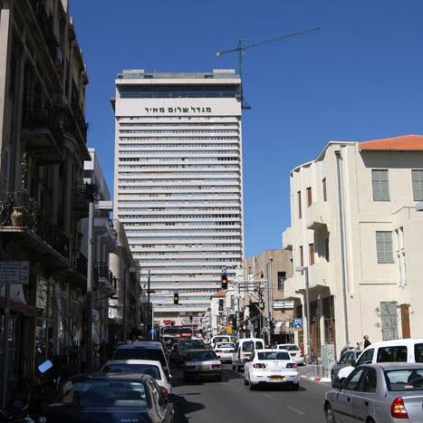 תמונת המיקסטייפ - סתם רחוב תל אביבי