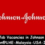 Huge Job Vacancies in Johnson & Johnson@UAE-Malaysia-USA-INDIA