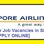5000+ Huge Job Vacancies in Singapore Airlines [APPLY ONLINE]