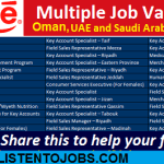 Latest Job Vacancies in Nestlé 2020 | Any Graduate/ Any Degree / Diploma / ITI |Btech | MBA | +2 | Post Graduates | UAE,Saudi Arabia,Qatar,Malaysia,UK