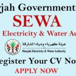 Huge Latest Job Vacancies in Sharjah Electricity & Water Authority[SEWA] | Any Graduate/ Any Degree / Diploma / ITI |Btech | MBA | +2 | Post Graduates | – Register Your CV