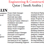 Huge Latest Construction and Engineering job Vacancies in SNC-Lavalin@Dubai,Abu Dhabi,Saudi Arabia,UAE