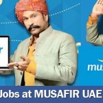 Latest Job Vacancies in Musafir.com[Send Your CV Now]@UAE