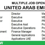 Huge Latest Job Vacancies in Dubai Healthcare City (DHCC)@Dubai,UAE