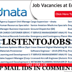 Latest Job Vacancies in EMIRATES Dnata 2020| Any Graduate/ Any Degree / Diploma / ITI |Btech | MBA | +2 | Post Graduates  |UAE,USA,UK