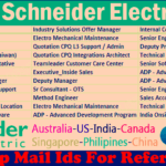 Latest Job Vacancies in Schneider Electric SE | Any Graduate/ Any Degree / Diploma / ITI |Btech | MBA | +2 | Post Graduates | UAE,Saudi Arabia,Qatar,Kuwait,Malaysia,Singapore