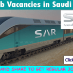 Latest Job Vacancies in Saudi Railway Company 2021 | Any Graduate/ Any Degree / Diploma / ITI |Btech | MBA | +2 | Post Graduates | Saudi Arabia,UAE