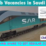 Latest Job Vacancies in Saudi Railway Company 2020 | Any Graduate/ Any Degree / Diploma / ITI |Btech | MBA | +2 | Post Graduates | Saudi Arabia,UAE