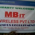 MBit Wireless Off Campus Drive |Freshers|Embedded Software Development Engineering|CTC 3-4.5 LPA|Chennai|December 2016|Apply ASAP
