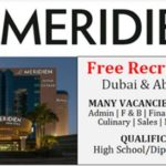 5500+ Latest Job Vacancies in The Le Méridien Group 2017 | Any Graduate/ Any Degree / Diploma / ITI |Btech | MBA | +2 | Post Graduates  | Dubai,UAE,Abu Dhabi