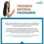 Sasken Communications Freshers Employee Referral Program | BE / BTech / ME / MTech | 2016 Batch | Across India | March 2017