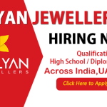 Latest Job Vacancies in Kalyan Jewelers 2018 | Multiple Positions | Across India,UAE,Kuwait |  2018