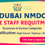 Latest Job Vacancies in NMDC National Marine Dredging Company 2020 | Any Graduate/ Any Degree / Diploma / ITI |Btech | MBA | +2 | Post Graduates | Dubai,UAE