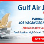 Latest Job Vacancies in Gulf Air 2020| Any Graduate/ Any Degree / Diploma / ITI |Btech | MBA | +2 | Post Graduates | Bahrain,India,Bangladesh , France