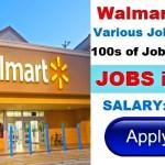 Latest Job Vacancy Walmart | Any Graduate | Apply Online | USA