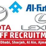 Latest Job Vacancies in Al-Futtaim Motors 2021| Any Graduate/ Any Degree / Diploma / ITI |Btech | MBA | +2 | Post Graduates | Dubai,UAE