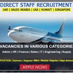 Latest Job Vacancies in Boeing 2021 | Any Graduate/ Any Degree / Diploma / ITI |Btech | MBA | +2 | Post Graduates | Saudi Arabia,UAE,Qatar,Singapore ,UK